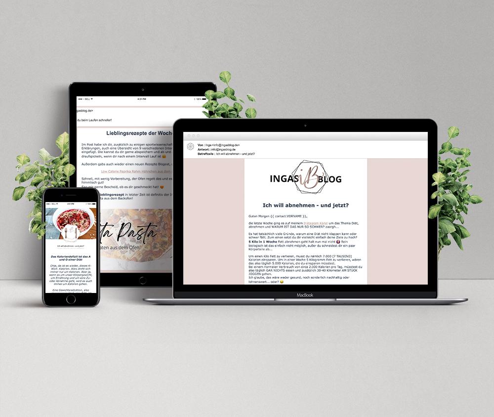newsletter fitness