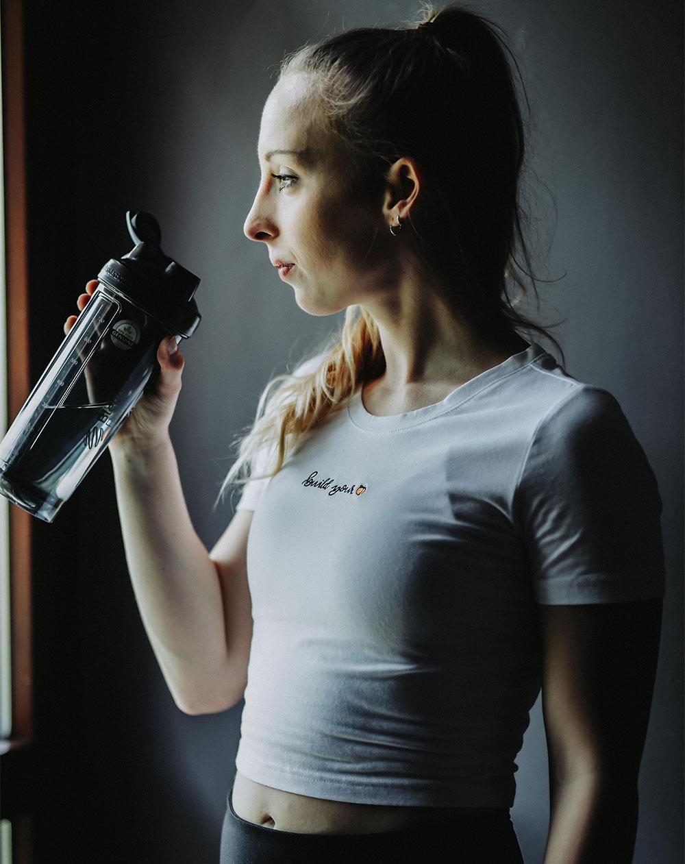 fitness shirt